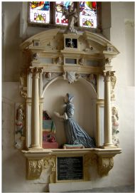 Monument to Anna Prowse