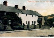 Cottages opposite Rainbow c 1905