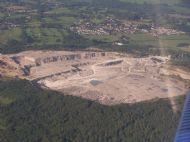 Cefn Quarry - Gwernaffield