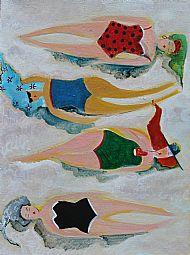 Bathing Belles