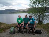 The boys at Loch Locy