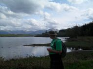 Jim on the Banks of Loch Lochy