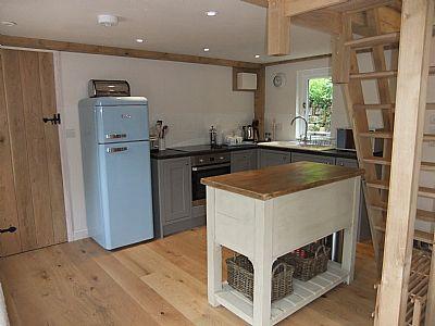 little trenant kitchen