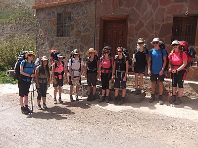 duke of edinburgh awards expeditions in morocco
