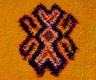 Traditional Berber pattern