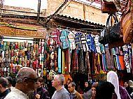 Souks in the Medina