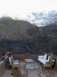 Winter Toubkal trek