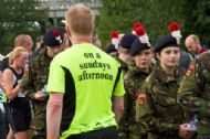 Prudhoe Army Cadet Force on hand to help!