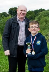 Christopher Perkins - Winner of Mini-Run