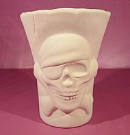 skull and crossbones goblet �10
