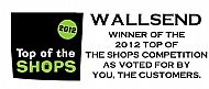 Top of the Shops 2012 Winner