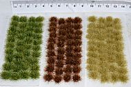 Large Static Grass Tufts - Self Adhesive (TM3)