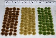 Med Static Grass Tufts - Self Adhesive (TM2)