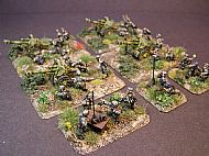 German Fallschirmjager army