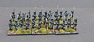 Prussian Napoleonic 15mm