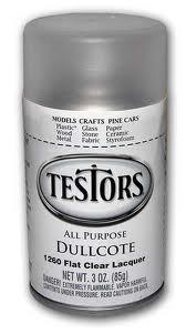 Testors Dullcote