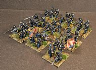 ACW 15mm Union army