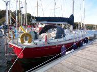 red ruth, port quarter, ardfern 2007