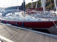 red ruth, starboard/beam, ardfern 2007