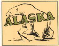 Alaska and polarbear