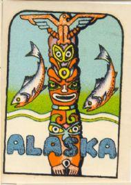 Alaska Totempole