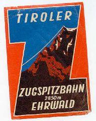 Tiroler Zugspitzbahn