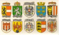 Various State Crests