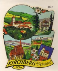 Kirchberg on the Wechsel