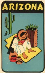 Sleeping Mexican & Arizona