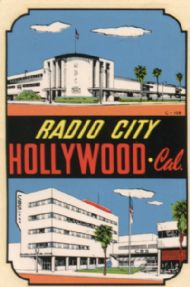 Hollywood Radio City