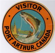 Visitor Port Arthur