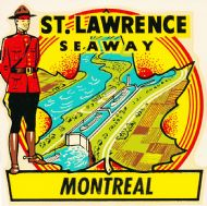 Saint Lawrence Seaway Montreal QUE