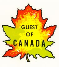 Guest of Canada