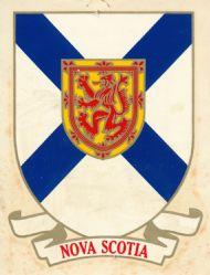 Nova Scotia crest