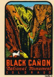 Black Cañon National Monument