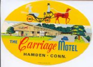 Carriage Motel, Hamden