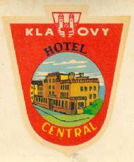 Hotel Central Klatovy
