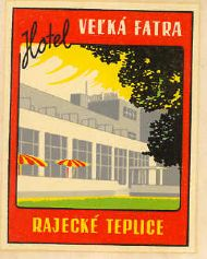 Hotel Velka Fatra