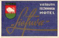 Hotel Lieftuva (blue)