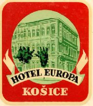 Hotel Europa Kosice