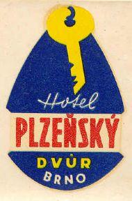 Hotel Plzensky