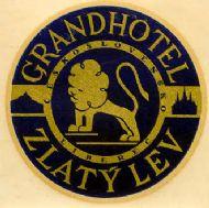 Grand Hotel Zlaty Lev