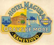 Hotel Magura round