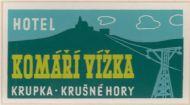 Hotel Komari Vizka