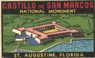 Saint Augustine, Castillo de San Marcos
