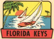Florida Keys, Sailing boats