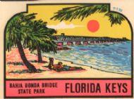 Florida Keys, Bahia Honda Bridge SP