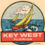 Key West, Sailing Boats