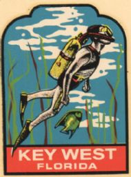 Key West, Scubadiver