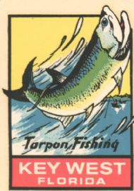 Key West, Tarpon Fishing
